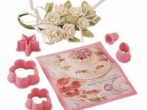 1907-1003 Set decorare trandafiri