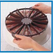 Marcator tort bilateral
