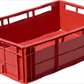 Пластиковый ящик тип А 107А