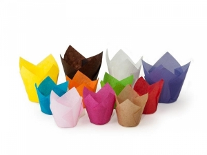Бумажные формы «Тюльпан»
