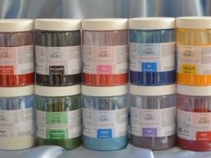 Colorant praf pentru ciocolata