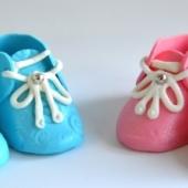 Papucei pentru bebelusi